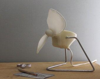 vintage fan - Carframo  Electric Desk Fan - atomic - its got the look!