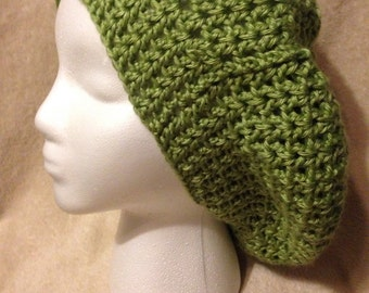 Croched Slouchy Beret