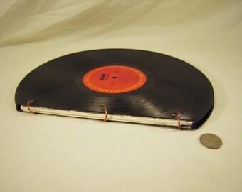 Vinyl 33LP Record sketch book / Journey