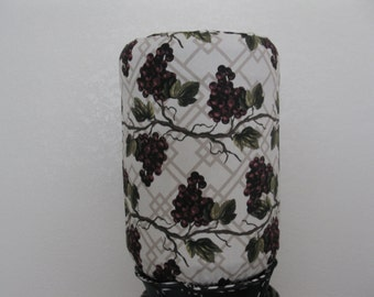 Purple Grapes Bottle Cover-5 Gallon Water Dispenser-Cooller Decor