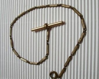 Pocket Watch Chain - Antique