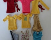 Reserved for smuse58: Tunic tops for Barbie dolls