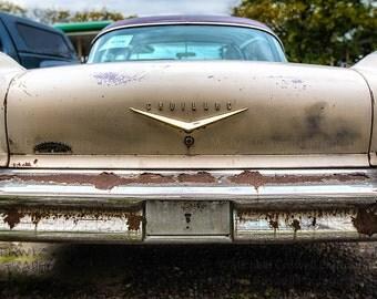 1957 Cadillac DeVille Fine Art Panoramic Print