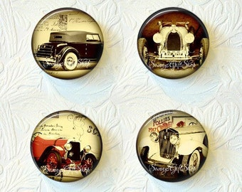 Your Choice Of Old Vintage Cars Buy 3 Sets Get 1 Set Free 227M