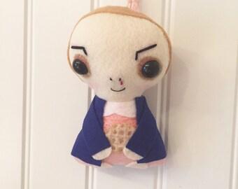 Eleven Pocket Doll