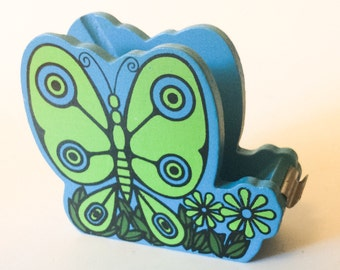 1960/70's Mid Century Fish Tape Dispenser Pop Art CounterpointSF