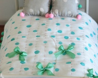 4 pieces bedding set for blythe