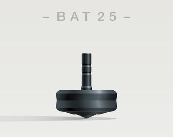 BAT 25 Spin Top