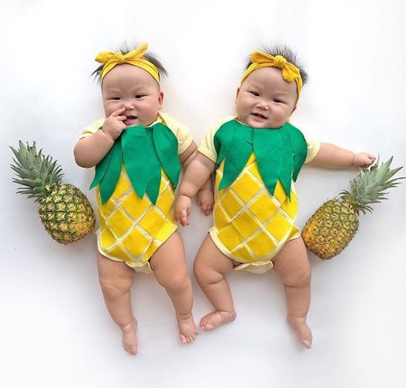 Items Similar Pineapple Kids Costume Baby Bodysuit