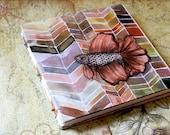 Handmade Art Journal Watercolour Sketchbook - Betta