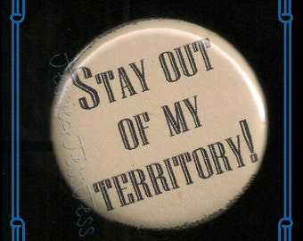 My Territory Button