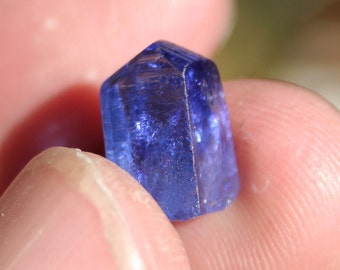 Tanzanite Gorgeous Purple Blue Crystal High Quality Specimen