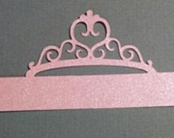 Tiara napkin ring set of twelve