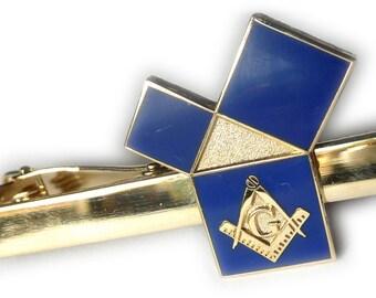 Euclids Pythagorean Theorem Euclid's Master Masonry Masonic Suit Wedding Tie Bar Clip