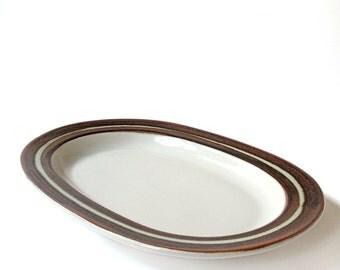 Vintage Arabia Platter