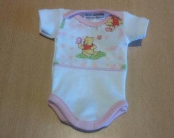 onesie for approx. 10-11 inch ooak or reborn baby