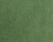 Leaf green solid green velvet decorative pillow cover