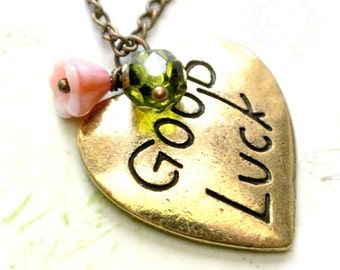 Good Luck Necklace, Good Luck Jewelry