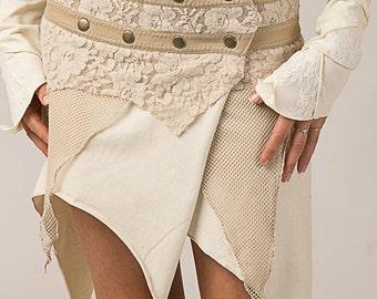 February Sale 20% Off Lush Layers Wrap Around Pixie Skirt - burning man