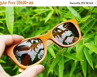 TAKEMOTO bamboo MJX1055 C04 handmade prescription sunglasses  eyeglasses