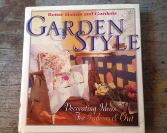 Better Homes and Gardens Garden Style Book