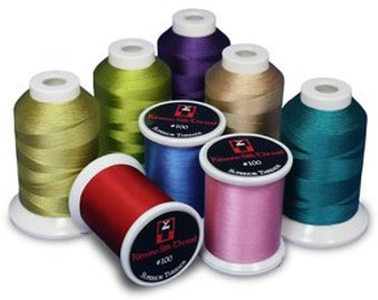 Superior Threads KIMONO SILK Japanese sewing quilting applique thread