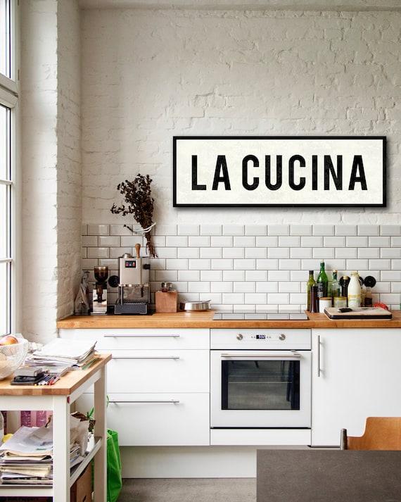 Italian kitchen home decor
