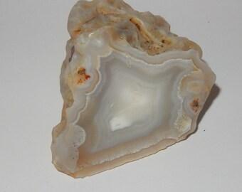 Thunder Egg - white chalcedony