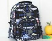 Mini Backpack Backpack Pottery Barn (Mini Size) -- Graffiti