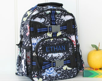 Mini Backpack Backpack Pottery Barn (Mini Size) -- Graffiti