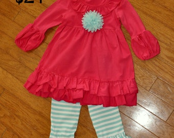 Boutique Ruffle outfit
