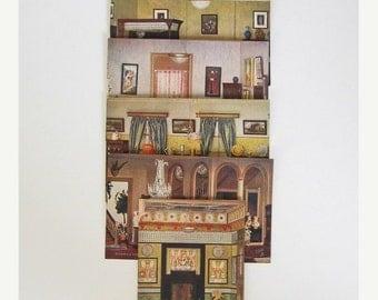 ON SALE Vintage Postcards Titania's Palace Series II No. 4522 Raphael Tuck Oilette Color Unused English Antique Collectible