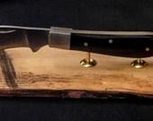 Mini Hawkbill Pruning Knife with Custom Display