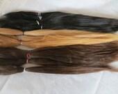 Blythe / BJD / MSD / Combed Doll Hair / Re root / Combed Suri Alpaca / Wig    (89)