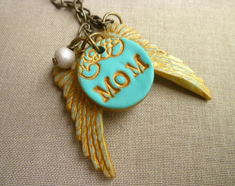 Mother Memorial Necklace