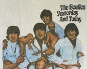 RESERVED OMG 70's Controversial Highly Valuable The BEATLES Yesterday &  Today Butcher Album True Vintage T Shirt