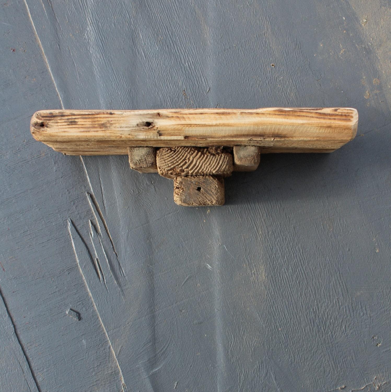Driftwood shelf drift wood shelf wooden shelf driftwood for Driftwood wall shelves