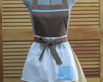 Cinderella Work Apron - Awesome for your next Halloween Costume