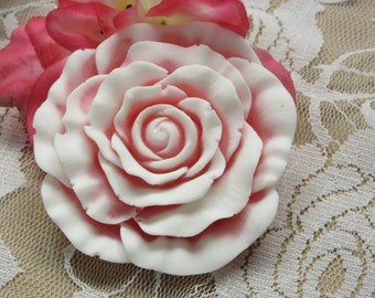 delicate rose/ glycerin soap/ decorative soap/ handmade soap/ Rose