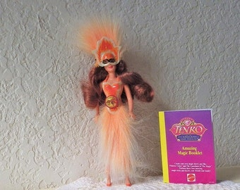 """Action Figure, Jana """"Dark Twin""""  from the Princess Tenko and the Guardians of the Magic Series."""
