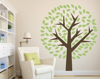 Wall Decals - Nursery Wall Decals - Wall Decals for Nursery - Nursery Decals - Tree Wall Decals for Nursery - Family Tree Wall Decal