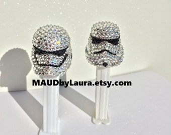 Stormtrooper Pez Dispensers new and old