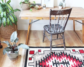 vintage Navajo Indian rug
