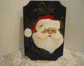 Christmas, Santa Portrait, OFGHGG, Santa Claus