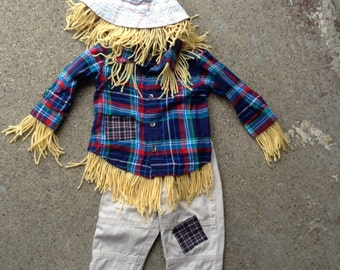 Scarecrow Costume size 6-9months