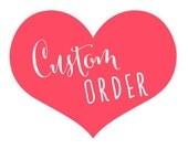 Custom listing for leighafassett