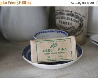 SHOP SALE Vintage Endomology Insect Pins