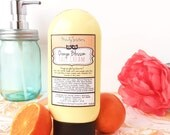 Orange Blossom Face Moisturizer - Best Facial Cream Lotion - Homemade Lotion Natural Skin Care Products