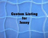 Coloring Character Birthday Set of 8, Custom Order for Jenny