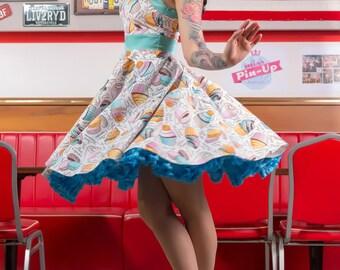 Cupcake dress By TiCCi Rockabilly Clothing
